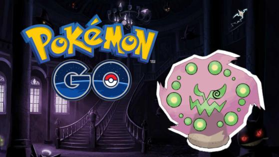 Pokémon GO Halloween 2019 : Message effrayant et obtenir Spiritomb