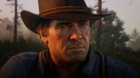 Tu vas en baver, Arthur. - Red Dead Redemption 2