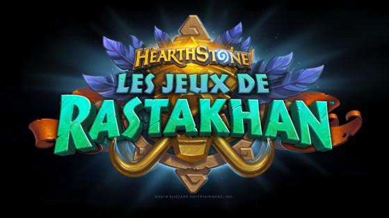 Hearthstone, nouvelle extension Jeux de Rastakhan (Rastakhan's Rumble)