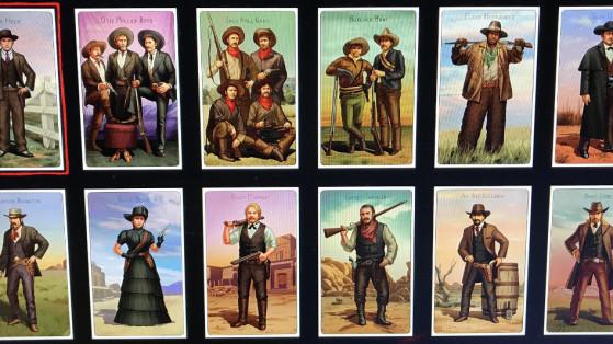 Guide Red Dead Redemption 2 : Cartes de paquets de cigarettes, rapide