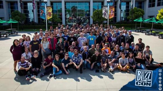 BlizzCon 2018 Overwatch : Conférence Concevoir un héros