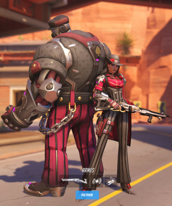Gangsters - Overwatch