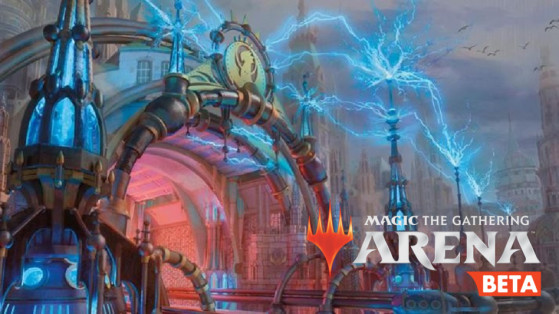 Magic Arena : Draft Guildes de Ravnica Izzet