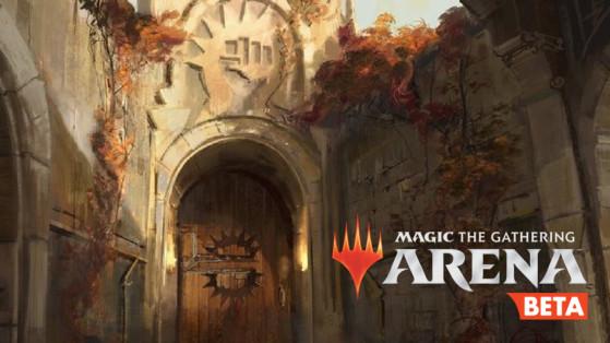 MagicArena : Draft Guildes de Ravnica Boros