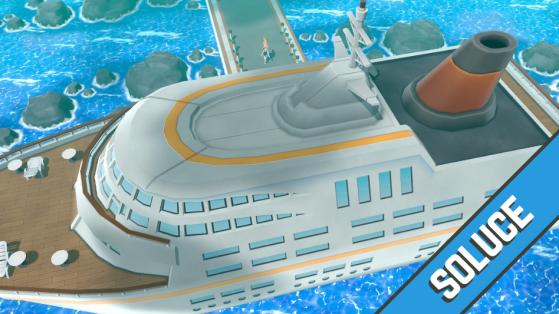 Soluce Pokémon Let's GO Pikachu Évoli - Carmin sur Mer à Lavanville