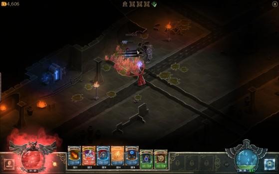 Un gameplay distinct pour chaque classe. - Millenium
