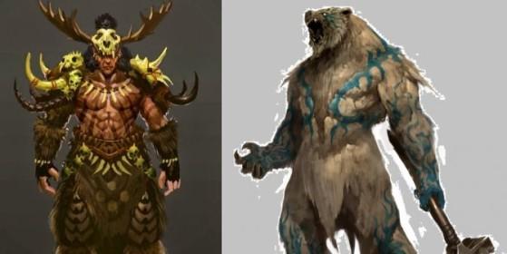 Le Druide, un des projets avortés de la seconde extension de Diablo 3 ? - Diablo 3