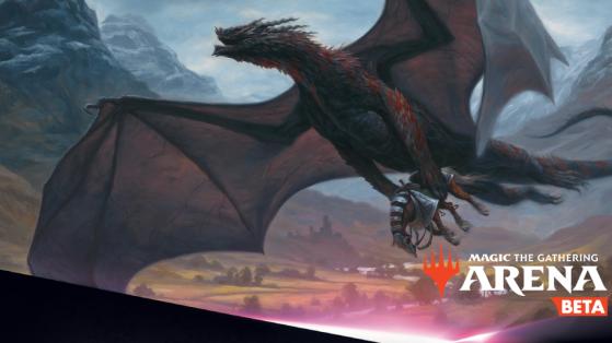Magic Arena : Draft Blanc Rouge, Core Set 2019