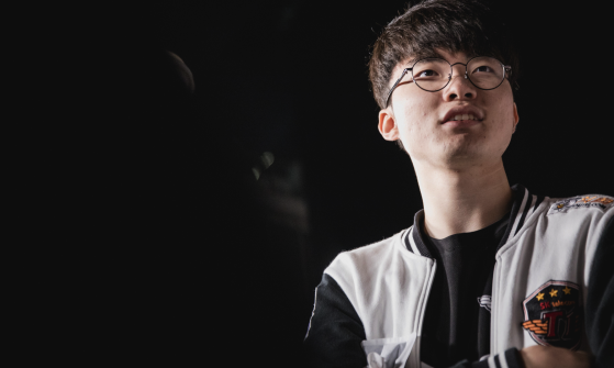 Faker rejoint l'Esports Hall of Fame