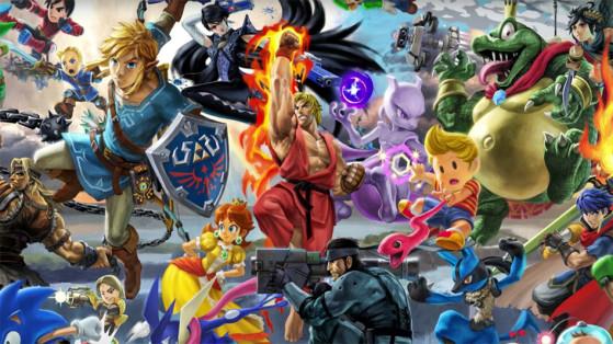Guide Super Smash Bros Ultimate : Astuces, bien débuter