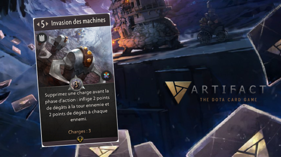 Artifact : Invasion des machines (March of the machines)