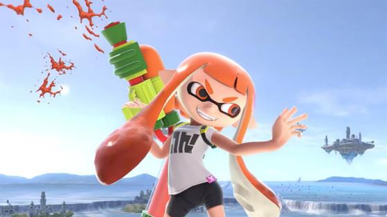 Super Smash Bros Ultimate : Patch 1.2.0, Mise à jour disponible