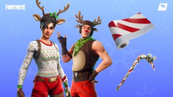 Boutique Fortnite du 19 décembre