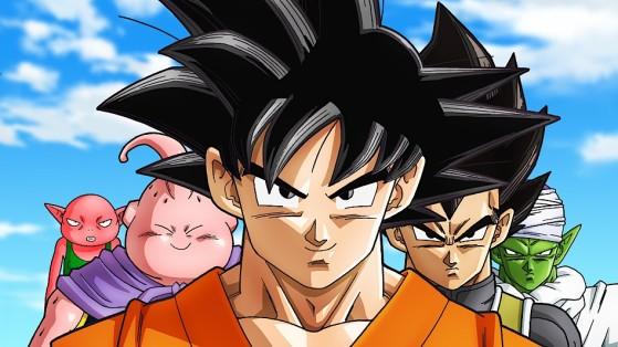 Dragon Ball Legends : débuter, guide du débutant
