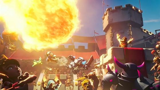 Clash Royale : mode 3v3, leak, première mise à jour de 2019