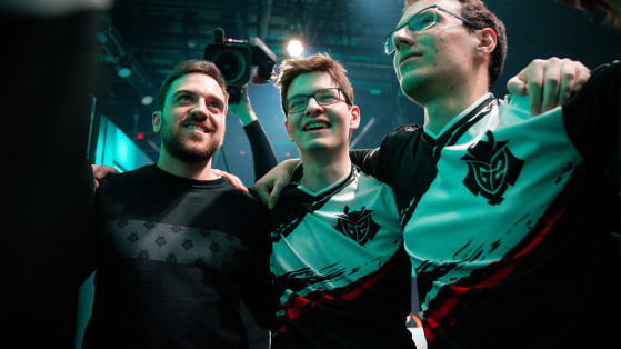 LoL LEC Spring Split 2019 : Power Ranking