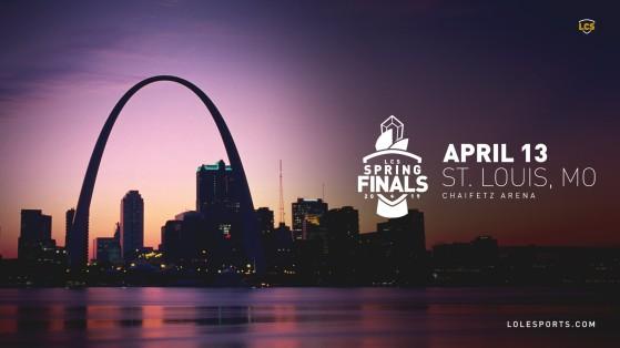 LoL : la finale des LCS Spring Split à St. Louis