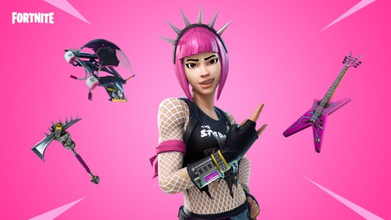 Boutique Fortnite du 31 janvier