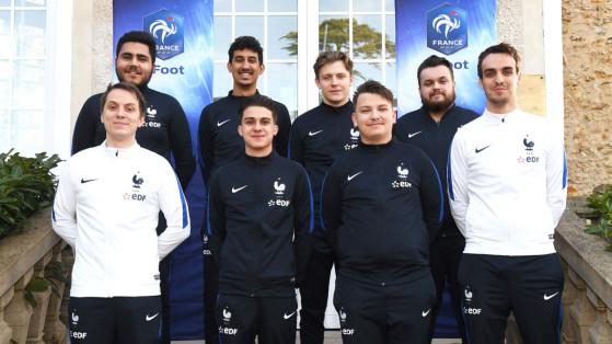 FIFA 19 : eFoot de France, les 6 sélectionnés sont connus
