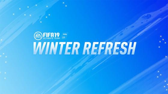 FUT 19 : Winter refresh, mise à jour des notes