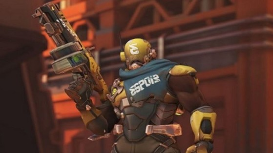 Overwatch : Baptiste, skin, Espoir, épique