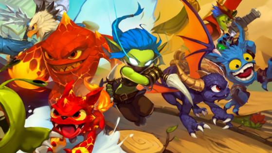 Skylanders : Ring of Heroes, mode invasion, guilde