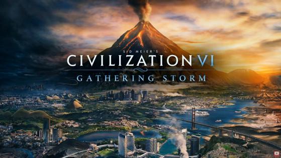 Civilization 6: Gathering Storm - Patch d'avril, mise à jour