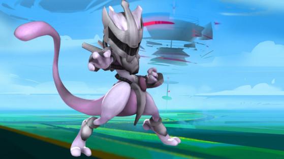 Pokemon GO : Mewtwo armored, leak