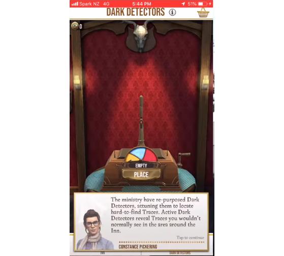 Dark Detectors - Harry Potter Wizards Unite