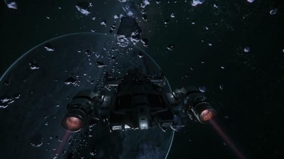 Star Citizen : les missions de récupération d'un colis perdu