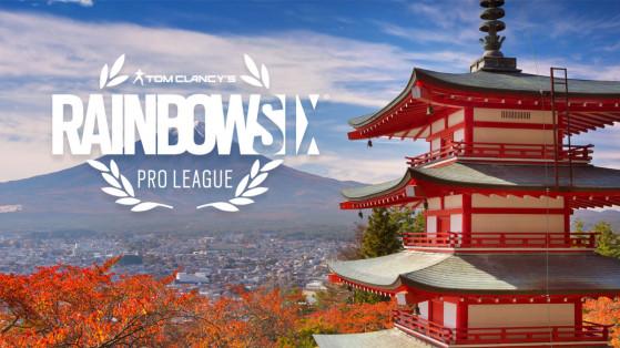 Rainbow Six Pro League S10 : les finales auront lieu au Japon