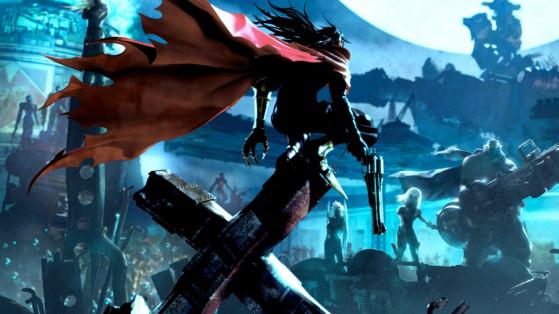 Vincent a même eu le droit à un (mauvais) spin-off - Final Fantasy 7 Remake