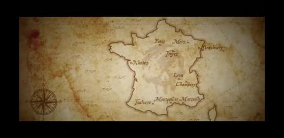 Sea of Thieves : chasse au trésor, événement, France