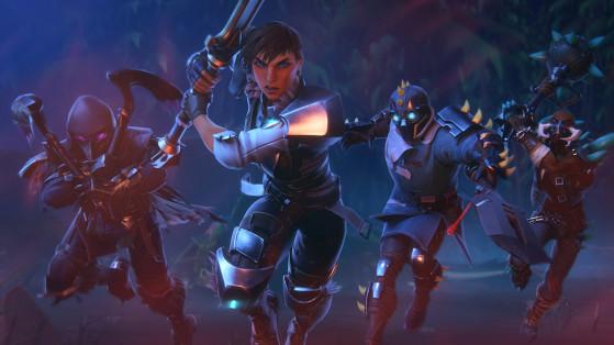 Dauntless : Cellules d'équipement et noyau de Slayer
