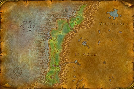 Sombrivage - WoW : Classic