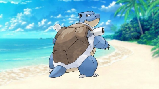 Pokemon Rumble Rush : rive Tortank, soluce, astuce