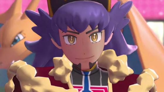Pokemon épée bouclier : les personnages du jeu