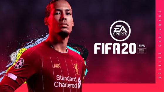 FIFA 20 : éditions spéciales et collectors