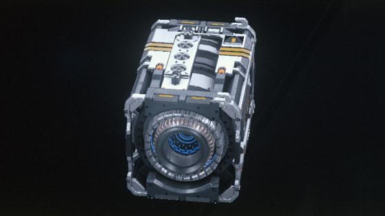 Star Citizen : Le moteur quantique Goliath