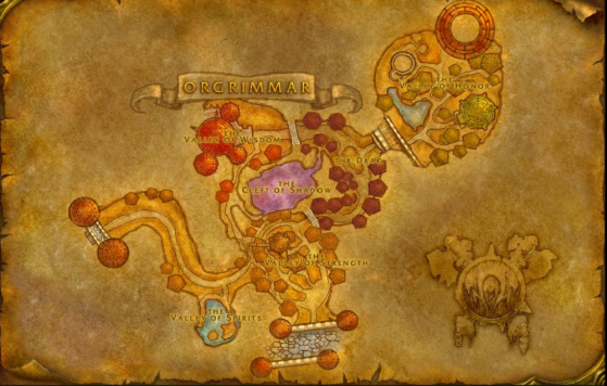 Orgrimmar - WoW : Classic