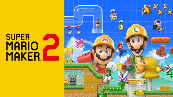 Test Super Mario Maker 2 sur Nintendo Switch