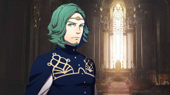 Fire Emblem Three houses : Seteth, professeur, infos