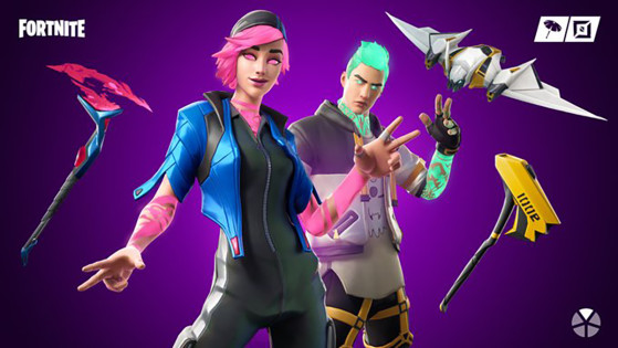 Boutique Fortnite du 17 juillet