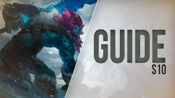 Guide LoL Trundle, Top, S10