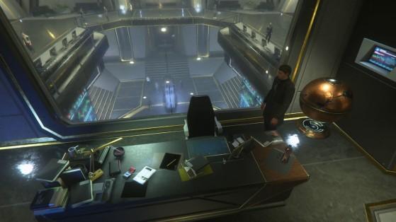 Star Citizen : Les missions de Constantine Hurston.