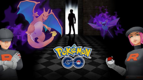 Pokemon GO : evenement Abo et Smogo shiny, Team Rocket