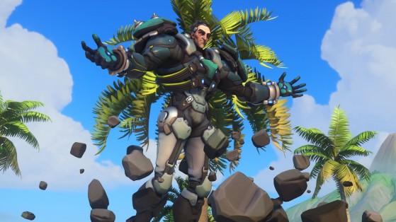 Overwatch : skins de Sigma, emotes et tags