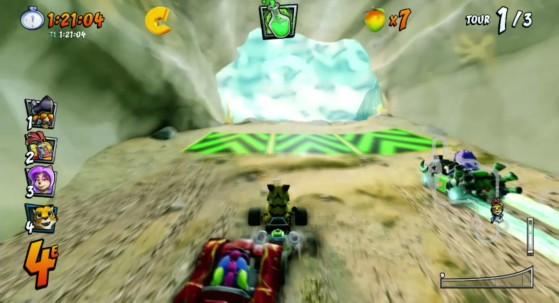 Attention au décollage ! - Crash Team Racing Nitro Fueled