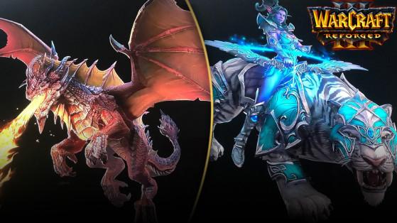 Warcraft 3 Reforged : skins d'unités et héros révélés à la ChinaJoy 2019