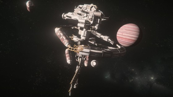 Star Citizen : Covalex Shipping Hub Gundo